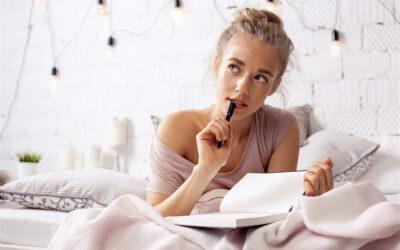 Waarom dagboekschrijven goed voor je is